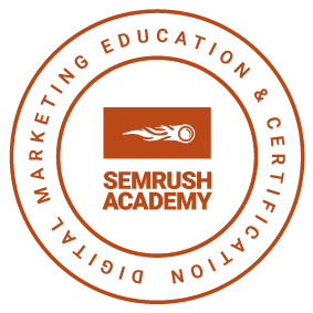 SemRush Ceretification
